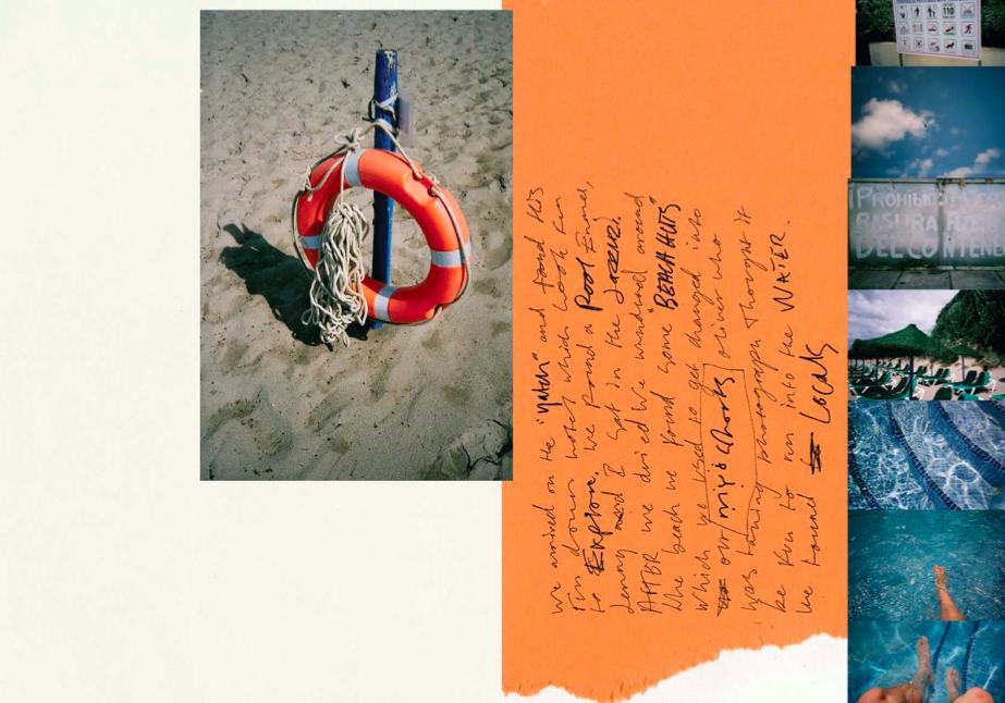 Make Your Odyssey, Spring Summer 2014 Lookbook